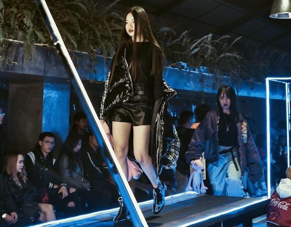 Freelance Model Lưu Hằng – Nhân tố mới trong làng thời trang Gothic