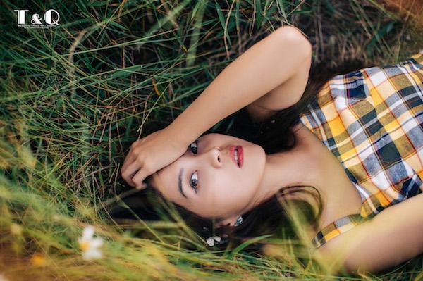 Nét đẹp dịu dàng và trong trẻo hớp hồn người khác từ cái nhìn đầu tiên của Make Up Artist Quỳnh Nguyễn
