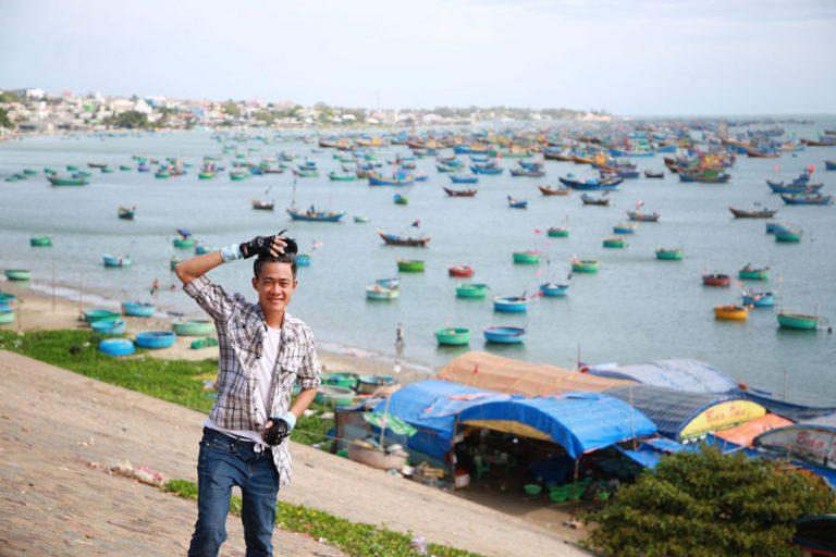 """Nguyễn Thanh Tuấn – Chàng trai Trà Vinh truyền """"cảm hứng du lịch"""""""