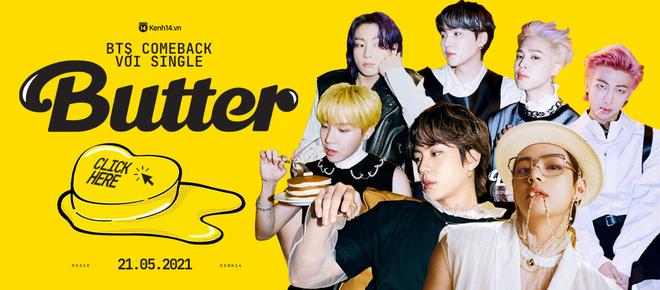 BTS vừa comeback đã nhanh chóng #1 trending Việt Nam, Đen Vâu lẫn Sơn Tùng đấu lại không nổi