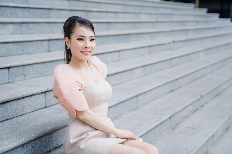 CEO Vân Anh Lê – Phong thái của người phụ nữ hiện đại