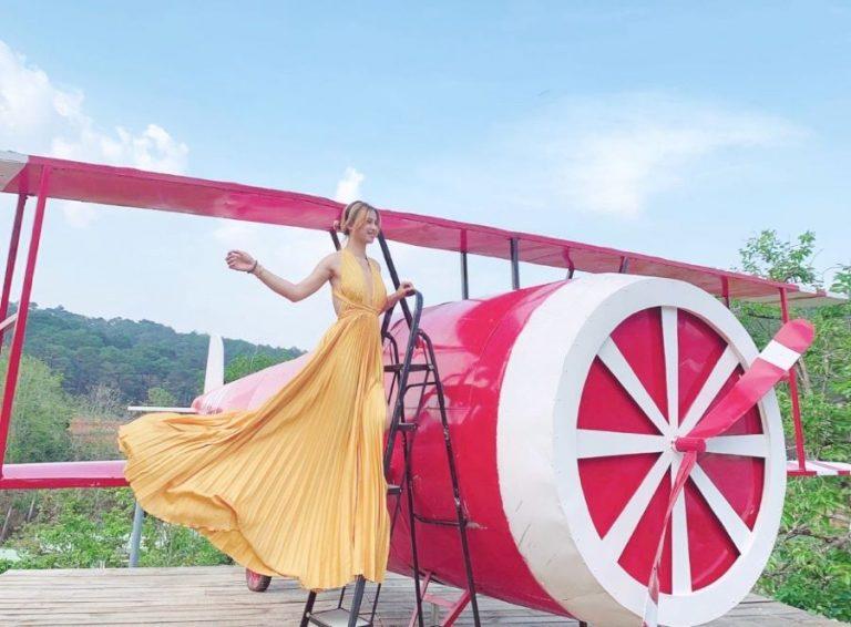 Hotgirl Phạm Trâm – Người đẹp của thành phố biển