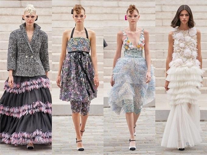 Chiêm ngưỡng lại những bộ cách nổi bật trong show thời trang Chanel