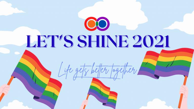 LET'S SHINE 2021 – Cuộc thi ảnh online cho cộng đồng LGBT